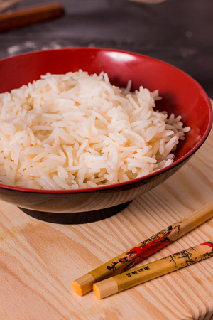 Китайский рис паровой